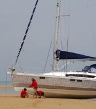 Segelboot Ovni 395 · 2009 (3)