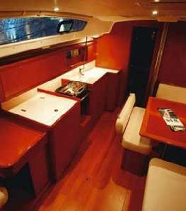 Segelboot Beneteau Oceanis 43 · 2008 (3)