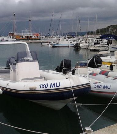RIB Dafman 680 · 2012 (3)