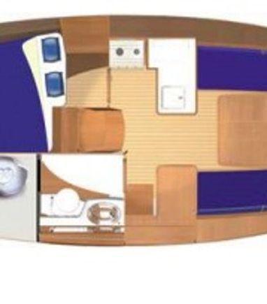 Barca a vela Dufour 325 · 2006 (3)