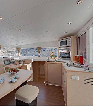 Catamarán Lagoon 400 · 2010 (3)