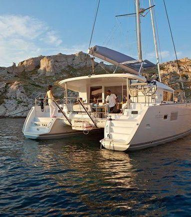 Catamarán Lagoon 400 S2 · 2017 (3)