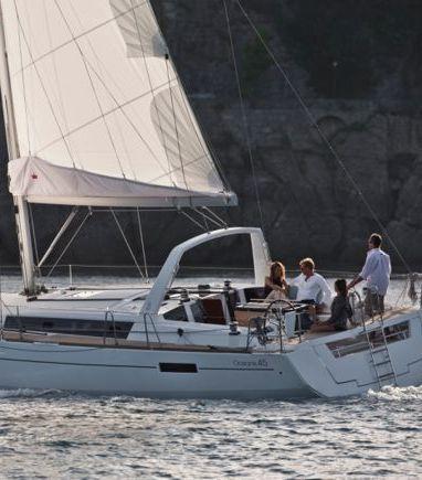 Barca a vela Beneteau Oceanis 45 · 2012 (3)