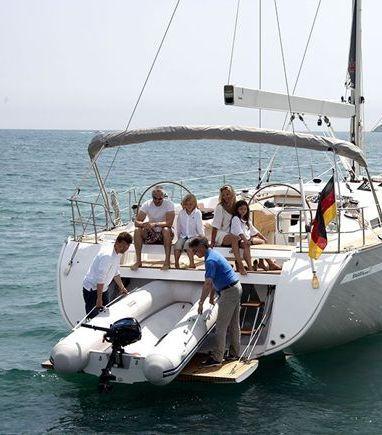 Sailboat Bavaria Cruiser 55 · 2012 (3)