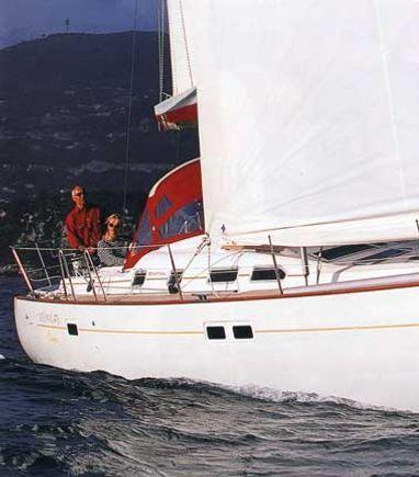 Sailboat Beneteau Oceanis 473 · 2001 (3)