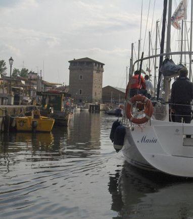 Barca a vela Jeanneau Sun Odyssey 34.2 · 2000 (raddobbo 2015) (3)