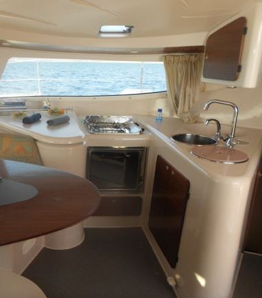 Catamarán Fountaine Pajot Athena 38 · 1998 (reacondicionamiento 2020) (3)