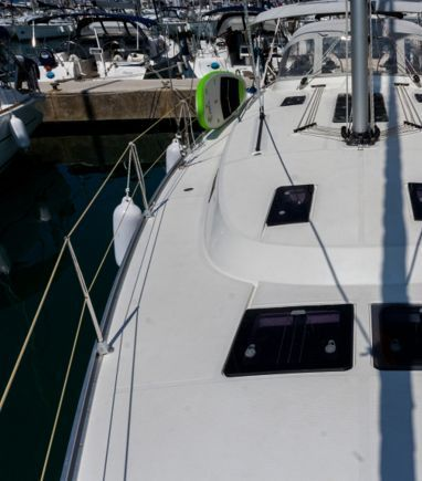 Segelboot Bavaria Cruiser 45 · 2012 (3)