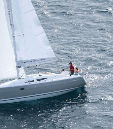 Sailboat Elan Impression 344 · 2007 (3)
