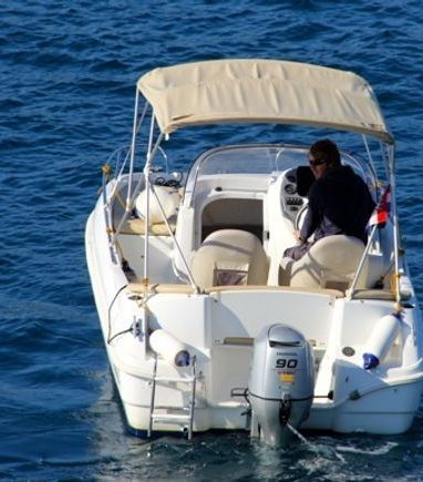 Lancha motora Beneteau Flyer 550 Sun Deck · 2008 (3)