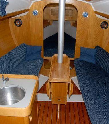 Segelboot Beneteau First 285 · 1990 (3)
