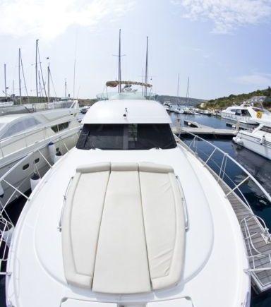 Barco a motor Jeanneau Prestige 46 Fly - 2008 (reacondicionamiento 2015) (3)