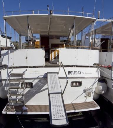 Barco a motor Staryacht 1670 · 1990 (3)