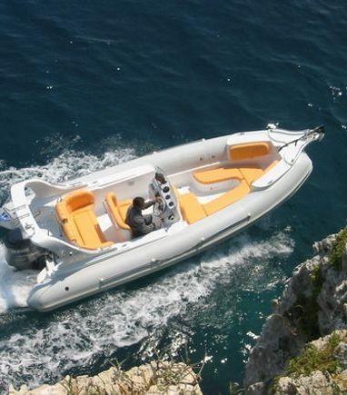 Neumática Marine Spirit 640 · 2009 (3)