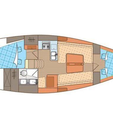 Sailboat Elan 340 (2010) (3)
