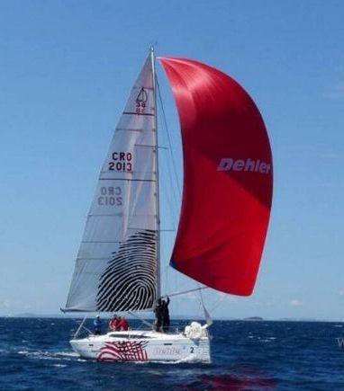 Velero Dehler 38 · 2014 (3)