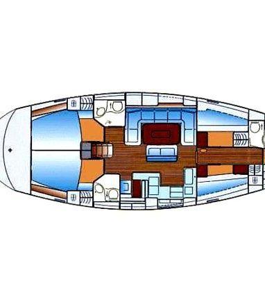 Sailboat Bavaria Cruiser 50 · 2005 (3)