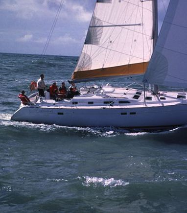 Sailboat Beneteau Oceanis 47.3 · 2004 (3)