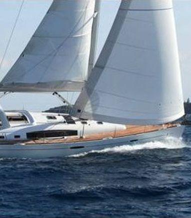 Sailboat Beneteau Oceanis 50 · 2012 (3)