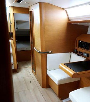 Sailboat Jeanneau Sun Odyssey 439 · 2014 (3)