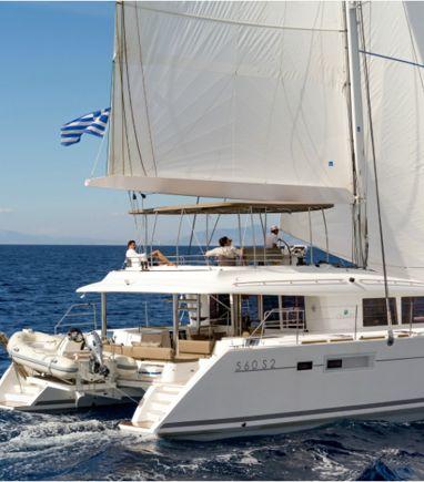 Catamaran Lagoon 560 · 2014 (3)