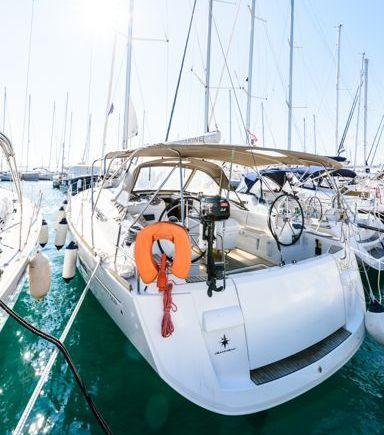 Sailboat Jeanneau Sun Odyssey 509 · 2013 (3)