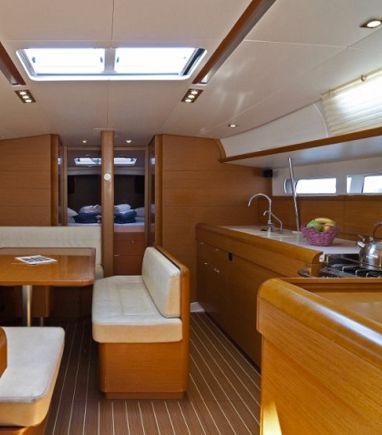 Sailboat Jeanneau Sun Odyssey 509 · 2014 (3)