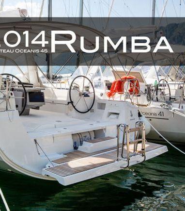 Segelboot Beneteau Oceanis 45 · 2014 (3)