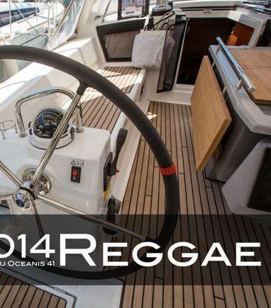 Segelboot Beneteau Oceanis 41 · 2014 (3)