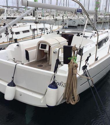 Segelboot Dufour 350 · 2016 (3)