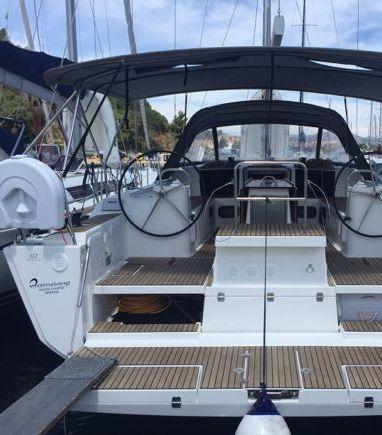 Segelboot Dufour 512 Grand Large · 2016 (3)