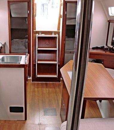 Barca a vela Hanse 350 · 2009 (3)