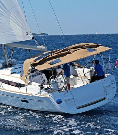 Barca a vela Jeanneau Sun Odyssey 509 · 2014 (3)