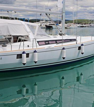 Barca a vela Beneteau Oceanis 48 · 2014 (3)