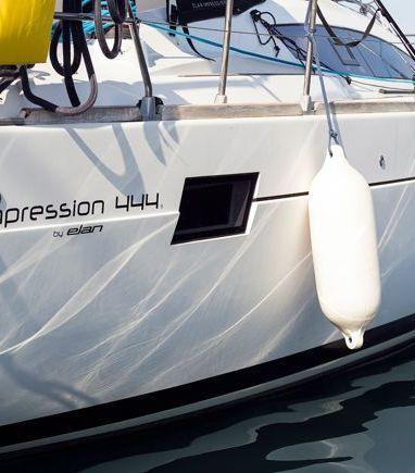 Segelboot Elan Impression 444 · 2013 (3)