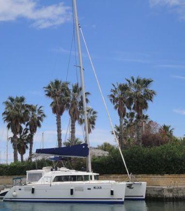 Catamarán Lagoon 440 (2009) (3)
