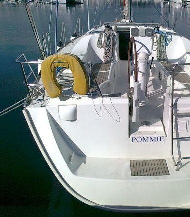Barca a vela Beneteau Oceanis 393 · 2005 (3)