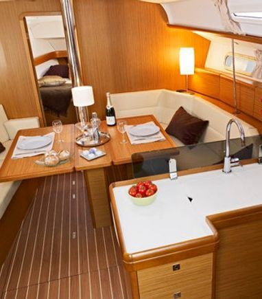 Barca a vela Jeanneau Sun Odyssey 42 i · 2012 (3)