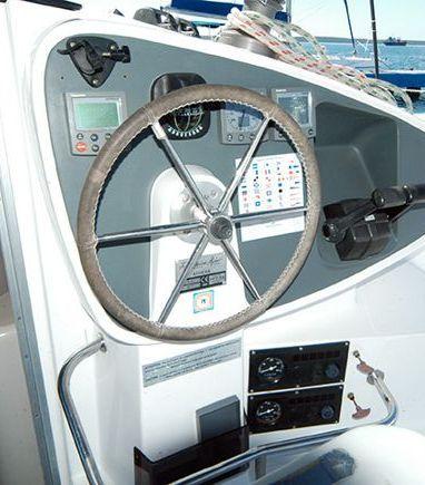 Catamarán Fountaine Pajot Athena 38 · 2003 (3)