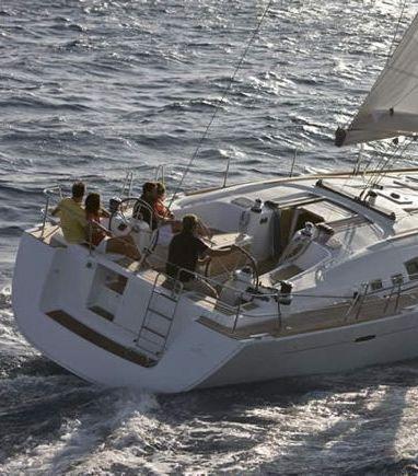 Velero Beneteau Oceanis 54 · 2011 (3)