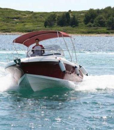 Motoscafo Atlantic Marine 550 · 2009 (3)