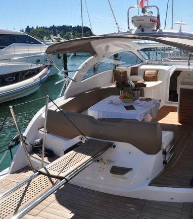 Imbarcazione a motore Sessa C 38 (2013) (3)