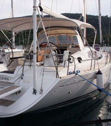 Segelboot Jeanneau Sun Odyssey 50 DS · 2009 (3)