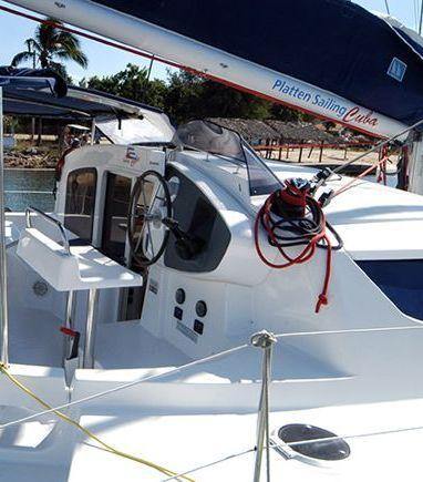 Catamarán Fountaine Pajot Lavezzi 40 · 2008 (3)