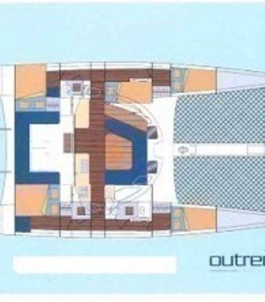 Catamarán Outremer OUTREMER 55 · 2008 (3)