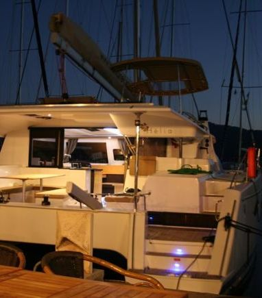 Catamaran Fountaine Pajot Helia 44 · 2013 (3)