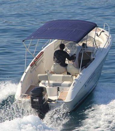 Speedboat Quicksilver Commander 600 · 2010 (3)