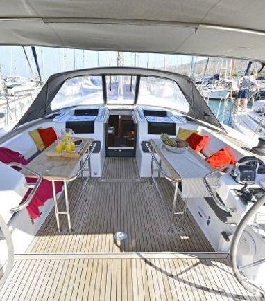 Sailboat Hanse 575 · 2014 (3)