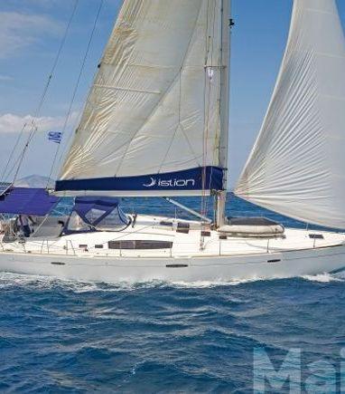 Velero Beneteau Oceanis 54 · 2009 (3)