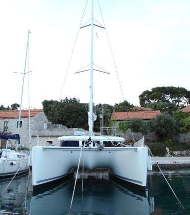 Catamarán Lagoon 400 · 2012 (reacondicionamiento 2019) (3)